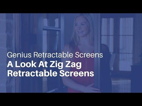 A Look At Zig Zag Retractable Screens