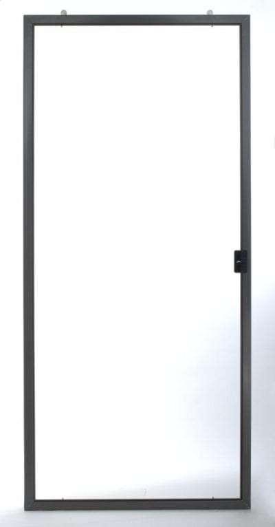 bronze economy sliding screen door