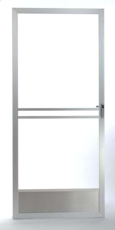 Custom Model E - Hinged Swinging Screen Door