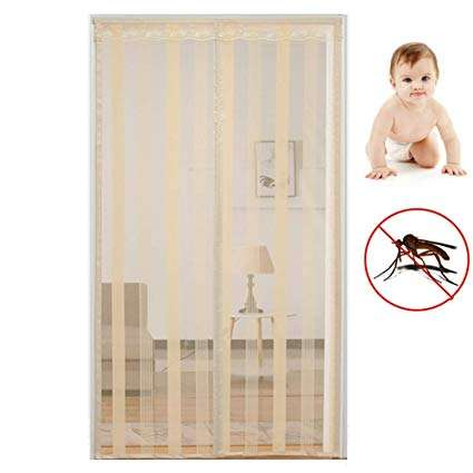 Keep your kids away from bugs. Window and door screens are must in your house. They keep bugs from crawling inside and ensure pure air circulation at your home.
