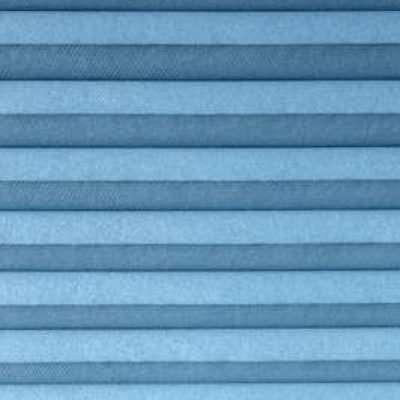 sky blue cellular shades