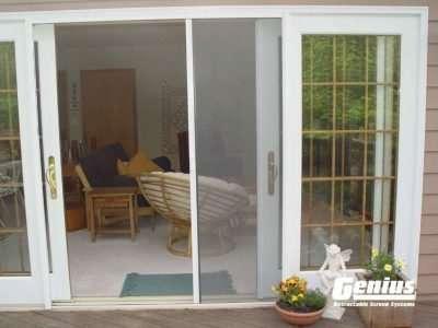 Sierra Retractable Door Screens