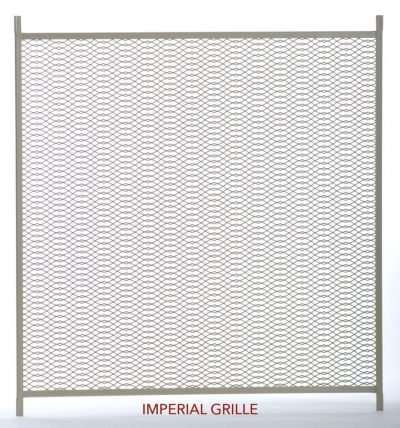 Imperial Grille - for Swinging & Sliding Screen Doors