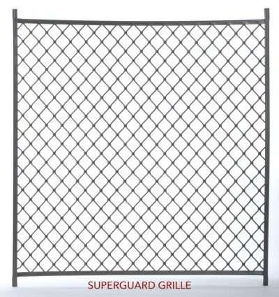 Superguard Grille - for Swinging & Sliding Screen Doors
