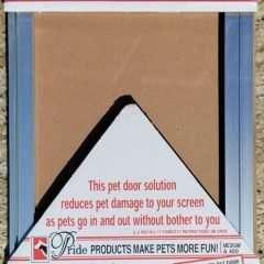 Pride Pet Door Adapter
