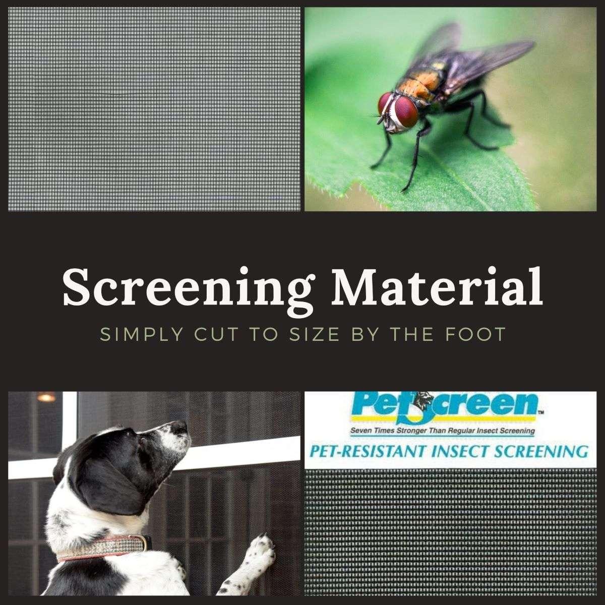 screening material category image