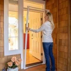 COOL Retractable Screen Single Door 2