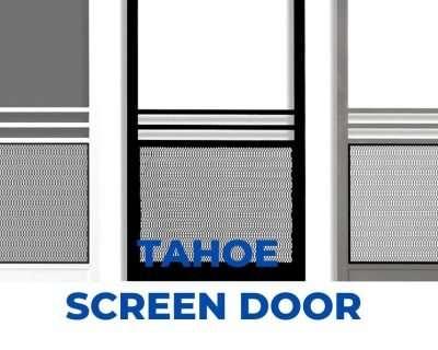 Tahoe Screen Door by Active Window Products