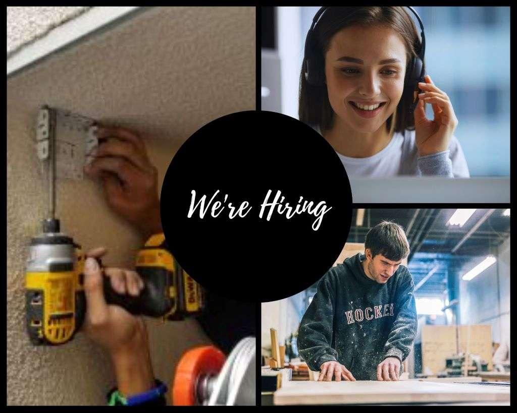 Hiring job available